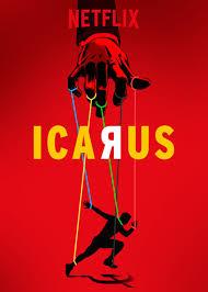 icaro - filmes de esporte Netflix