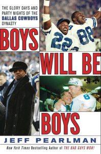 livros de futebol americano - Boys will be boys