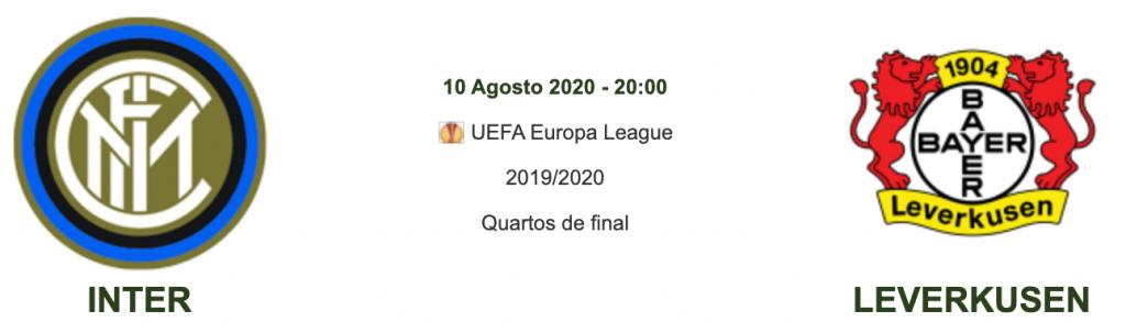 converter odds em probabilidade no inter vs Leverkusen